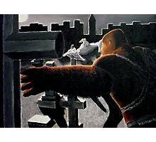 Killing Jack vs. the Last Bunnyman Photographic Print