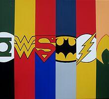 Justice Logo's by iankingart