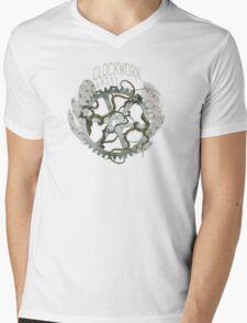 Clockwork Angel Mens V-Neck T-Shirt