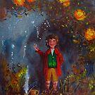 The party speech (Bilbo Baggins). by Joe Gilronan