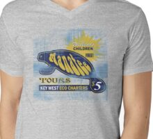 keywest eco Mens V-Neck T-Shirt
