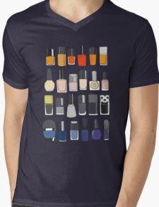 My nail polish collection Mens V-Neck T-Shirt