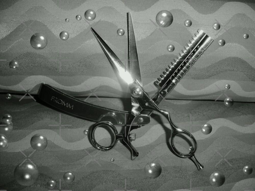 Clocking Shears by dstarj