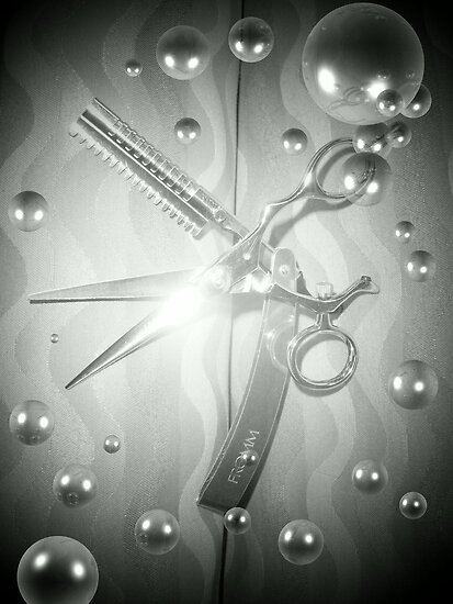 Spotlight Shears by dstarj