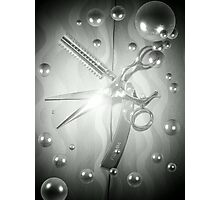 Spotlight Shears Photographic Print