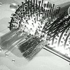 Brushing Hair by dstarj