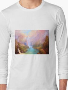 The Great River Long Sleeve T-Shirt