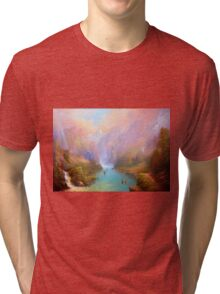 The Great River Tri-blend T-Shirt