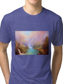 The River Great. Tri-blend T-Shirt