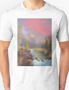 Hobbits Adventure (No Time For A Pipe) T-Shirt