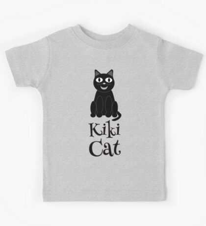 Kiki Cat  Kids Tee