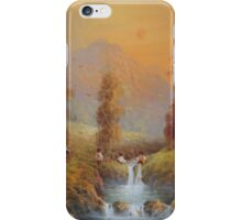 Hobbit's Adventure (Set For A Fall) iPhone Case/Skin