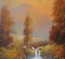 Hobbit's Adventure (Set For A Fall) by Joe Gilronan