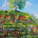 Summer Under The Hill. by Joe Gilronan