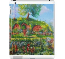 Summer In The Shire iPad Case/Skin