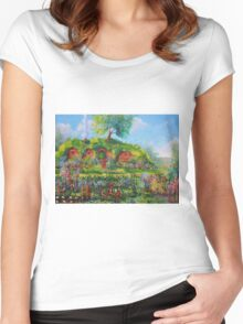 Summer In The Shire Women's Fitted Scoop T-Shirt