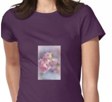 Cherry Blossom Beauty Womens Fitted T-Shirt