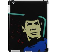Retro Spock iPad Case/Skin