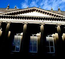 Osgoode Columns by PPPhotoArt