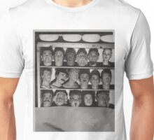 Which Is The Real Ventriloquist Head Unisex T-Shirt