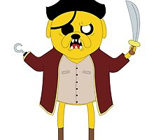 Jake pirate by TonyLucazzy
