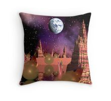 Alien Life Forms Throw Pillow