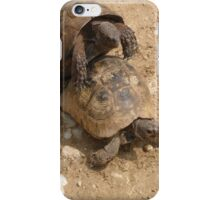 Slow Love - Tortoises  iPhone Case/Skin