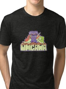 Evil Be Gone! Tri-blend T-Shirt