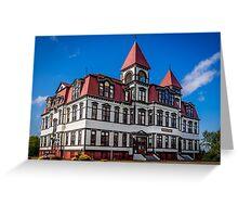 Lunenburg Academy Greeting Card