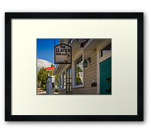 Haven Herald Framed Print