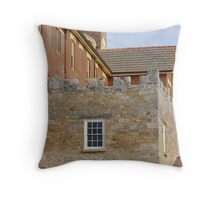 The Castle ~ Galong Throw Pillow