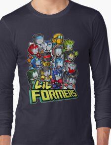 Lil Formers Good Guys Long Sleeve T-Shirt