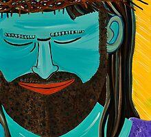 Jesus is Die Brücke by JaneAParis