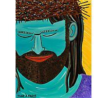 Jesus is Die Brücke Photographic Print
