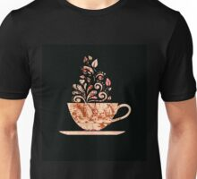 Alice In Wonderland Teaparty Unisex T-Shirt