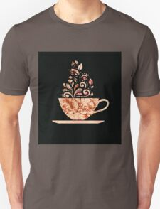 Alice In Wonderland Teaparty Unisex T-Shirt