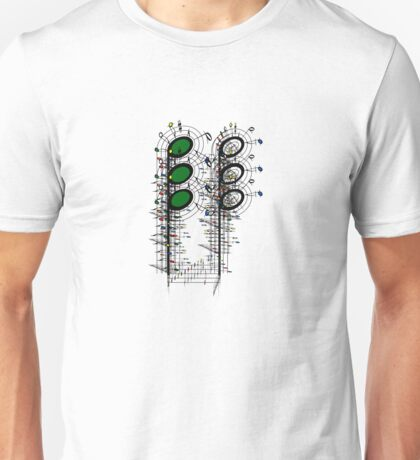 The Sight of Music (7) Unisex T-Shirt
