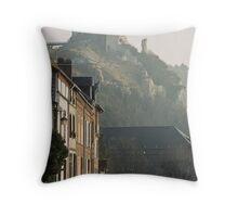 1984 Richard's Castle les Andelays Throw Pillow