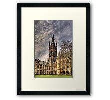 The Quadrangle (2) Framed Print