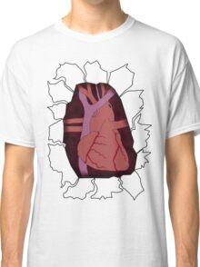 open your heart Classic T-Shirt