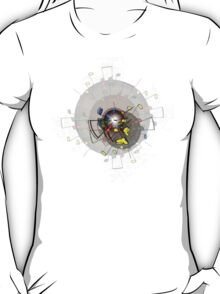 The Sight of Music (12) T-Shirt