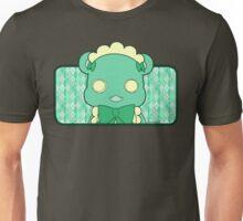 Monochrome Lily Bear Lulu Unisex T-Shirt
