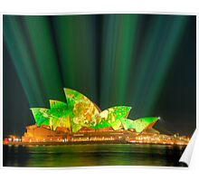 Sydney Opera House Luminous Festival 01 Poster