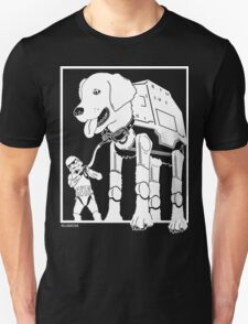 The Dog Walker Unisex T-Shirt