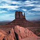 Monument Valley by Christopher  Boswell