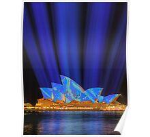 Sydney Opera House Luminous Festival 02 Poster