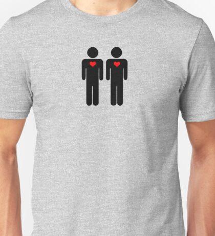 0% Geek Love M Unisex T-Shirt