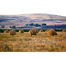 Coutryside landscape Photographic Print