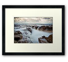 Everything Goes Framed Print