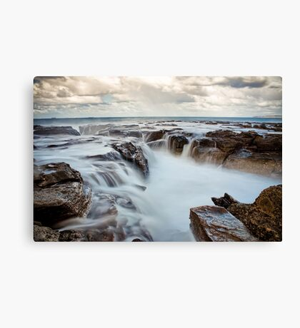Everything Goes Canvas Print